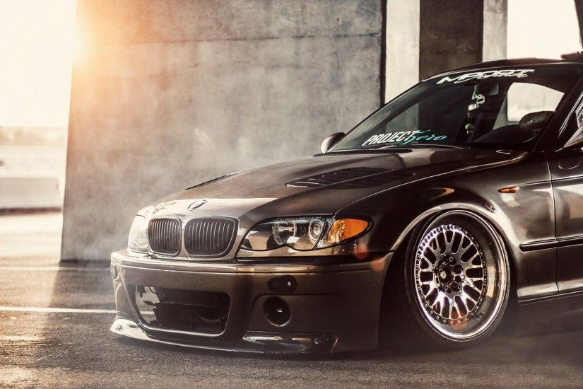 wallpaper.wiki-Bmw-m3-e46-blacked-out-wallpaper-