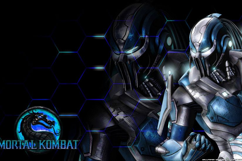 Cyber Sub Zero Wallpaper by Vinnycinhow on DeviantArt
