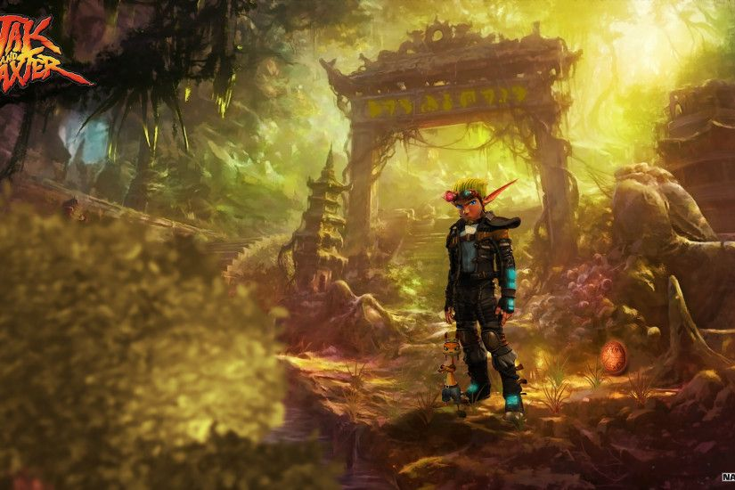 ... Jak and Daxter (Tribute) by Big71