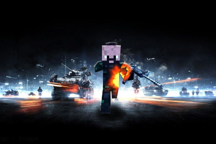 Minecraft Wallpapers For Laptop (43 Wallpapers)