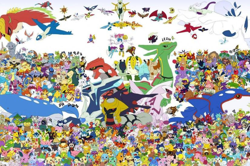 large pokemon background 1920x1080 pc