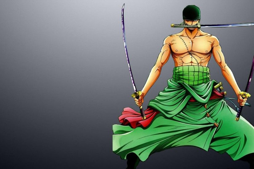 One Piece - Zoro Roronoa 1080p wallpaper