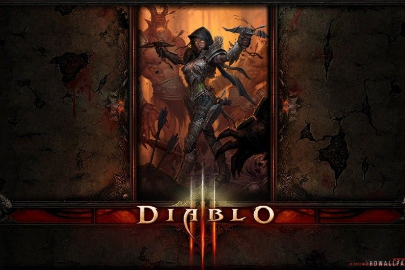 Diablo 3 Demon Hunter 549732