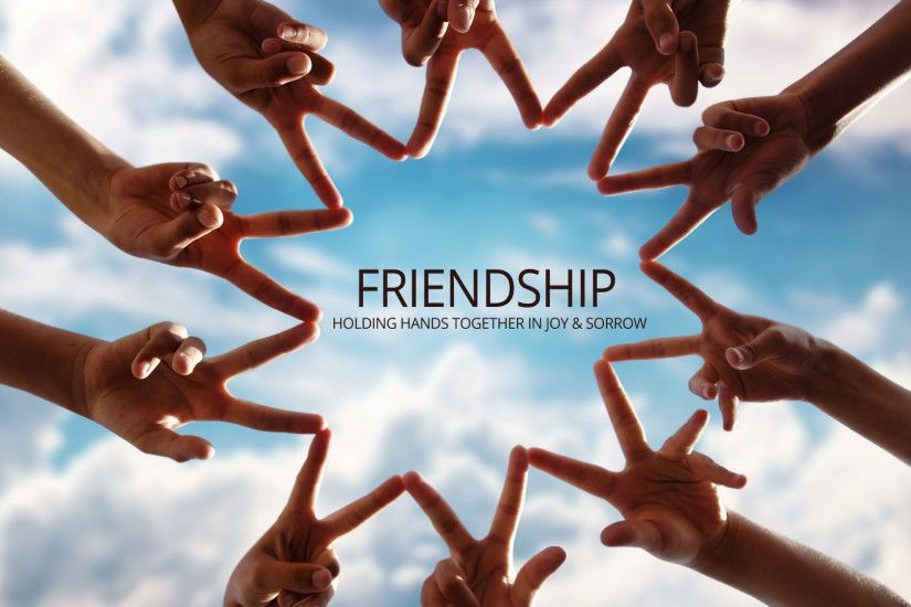 Friendship Day 2017 Wallpapers with Quotes