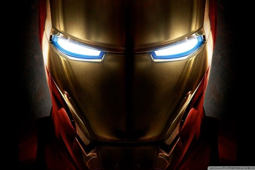 Iron Man Helmet HD Wide Wallpaper for 4K UHD Widescreen desktop & smartphone