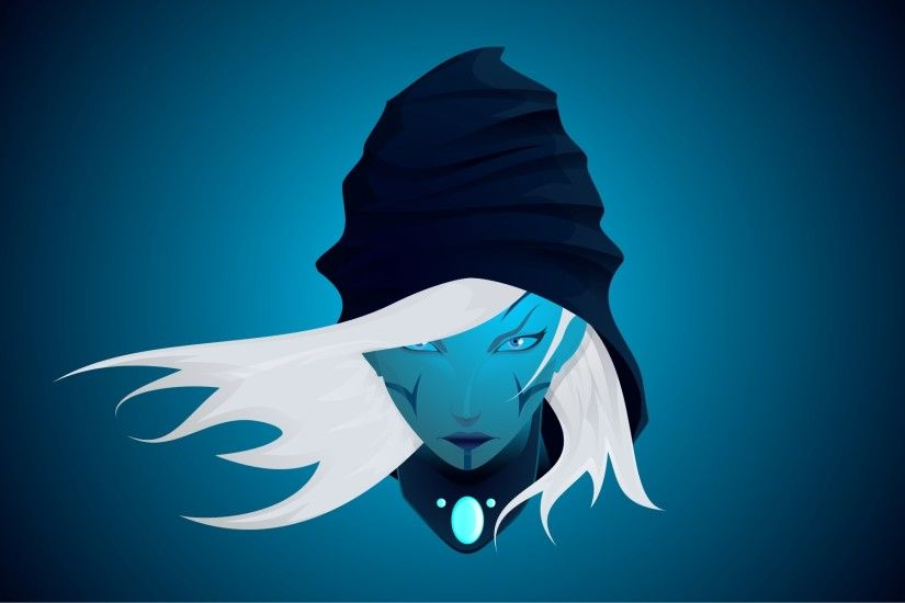 ... Dota 2 Fan Art Wallpaper - Drow Ranger by nipchinkdog