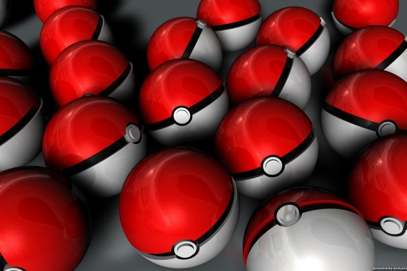 best pokeball wallpaper 1920x1200 picture