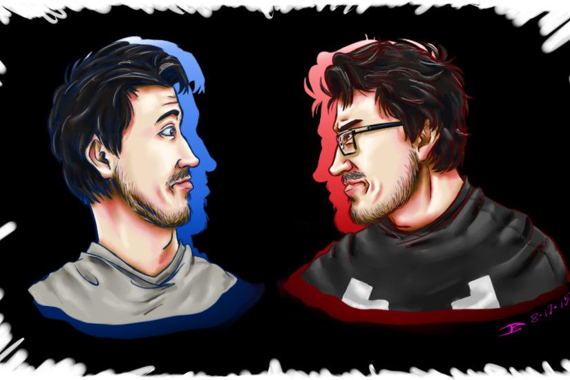 Markiplier by SimplEagle