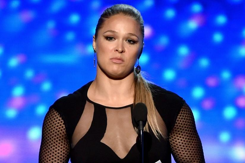 Miesha Tate: Ronda Rousey profanely lit into Paige VanZant for  congratulating Holly Holm | MMA | Sporting News