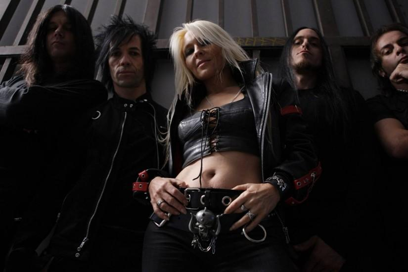Doro wallpaper - Heavy Metal Wallpaper
