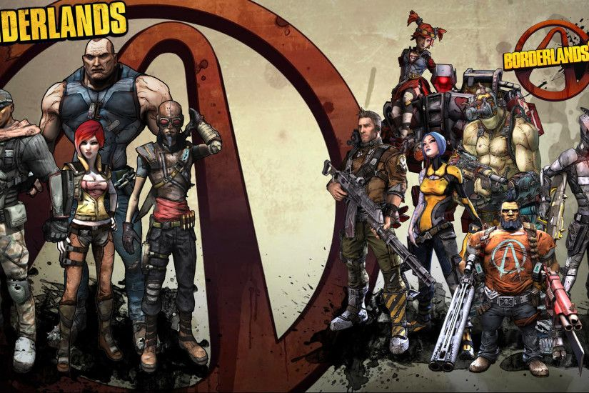 maryallen138 73 2 Borderlands Wallpaper by MagnumMaster