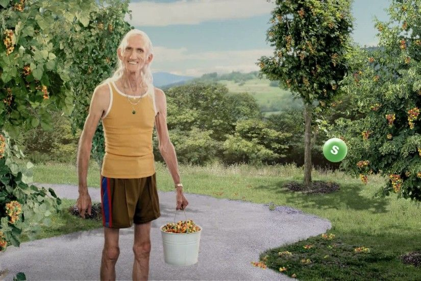 Wallpapers Backgrounds - Skittles Hitchhiker Online Advert BBDO Toronto