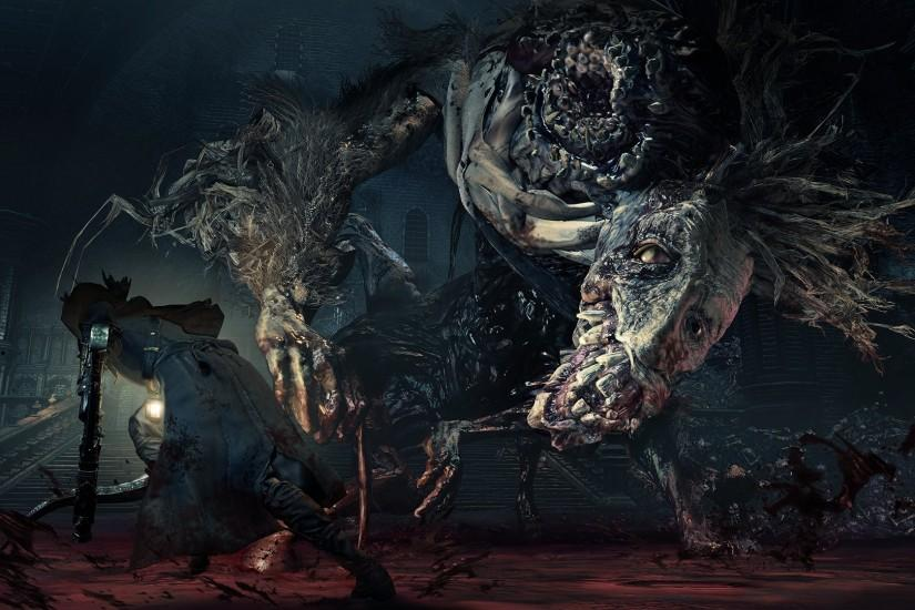 amazing bloodborne wallpaper 1920x1080 hd 1080p