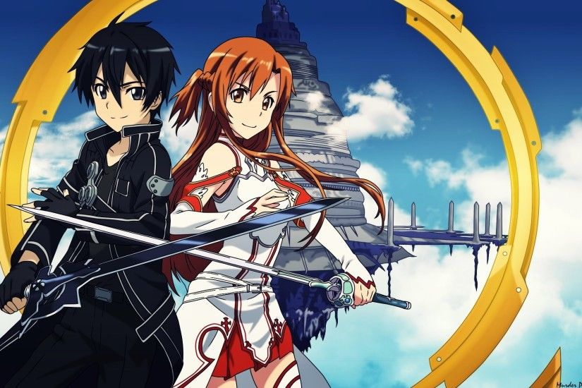 Sword Art Online HD Wallpapers Backgrounds Wallpaper 1920×1200 Sword Art  Online Wallpaper (25