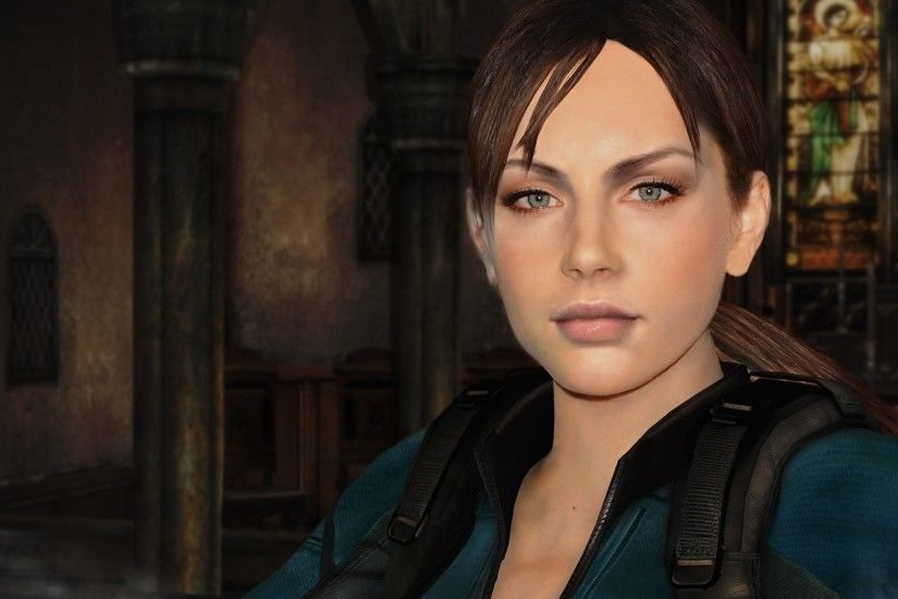 Jill Valentine wallpaper 23 by ethaclane.deviantart.com on @deviantART