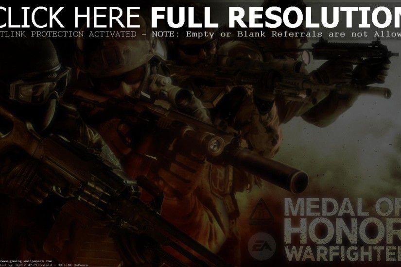 Medal Of Honor Warfighter 828472