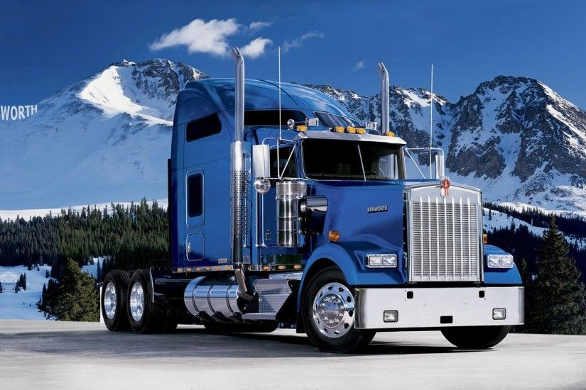 HD Wallpaper | Background ID:250464. 1920x1080 Vehicles Kenworth