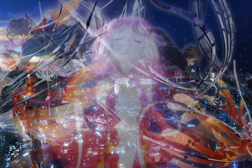 Guilty Crown Wallpaper by Tigersight Guilty Crown Wallpaper by Tigersight
