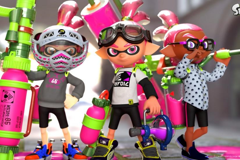 download splatoon wallpaper 1920x1080 download