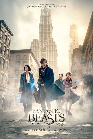 Fantastic Beasts And Where To Find Them - Poster Gallery View Large Poster