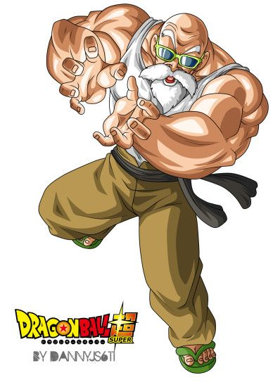 Maestro Roshi 2 - Universe Survival by Dannyjs611 on .