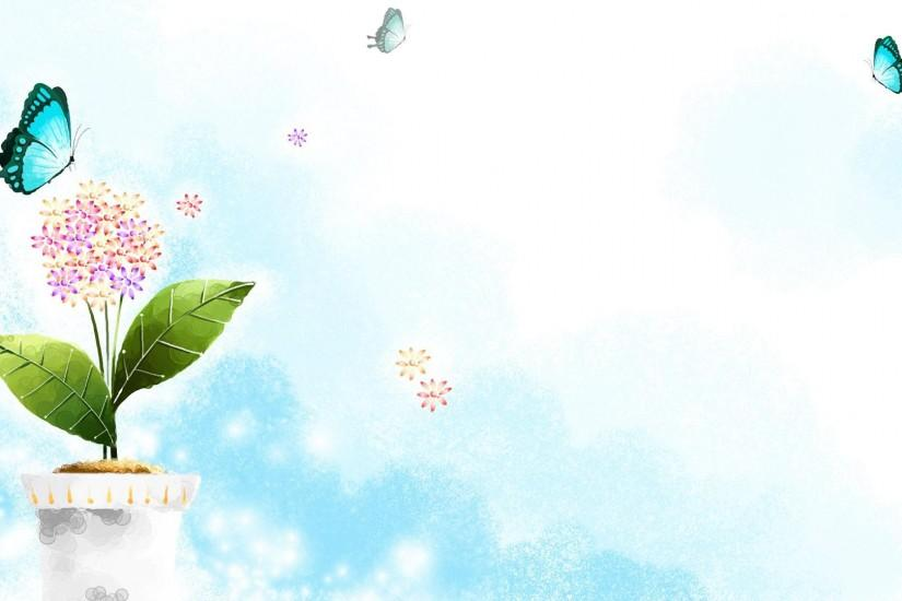 butterfly background 1920x1080 for android tablet