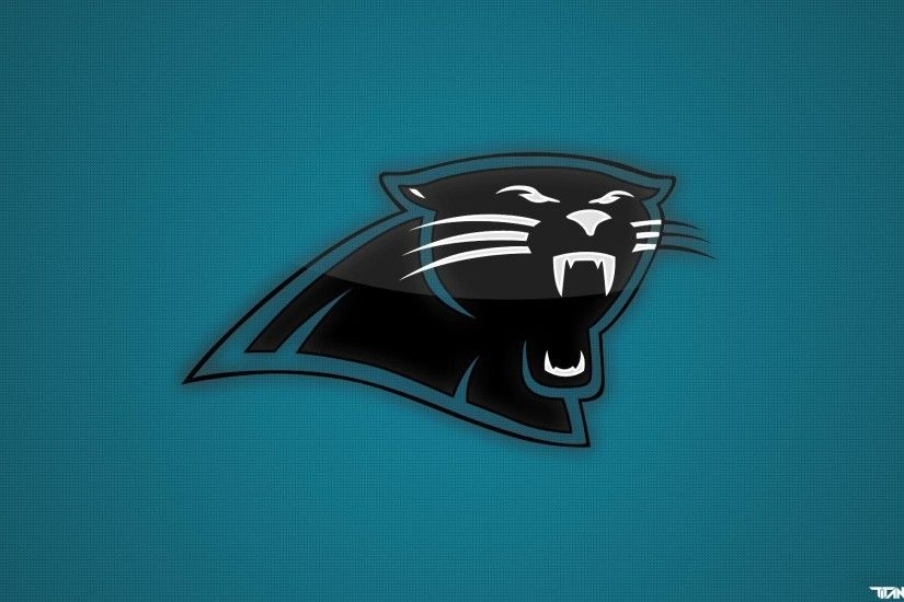 Carolina Panthers Logo Wallpaper HD | Wallpapers, Backgrounds .