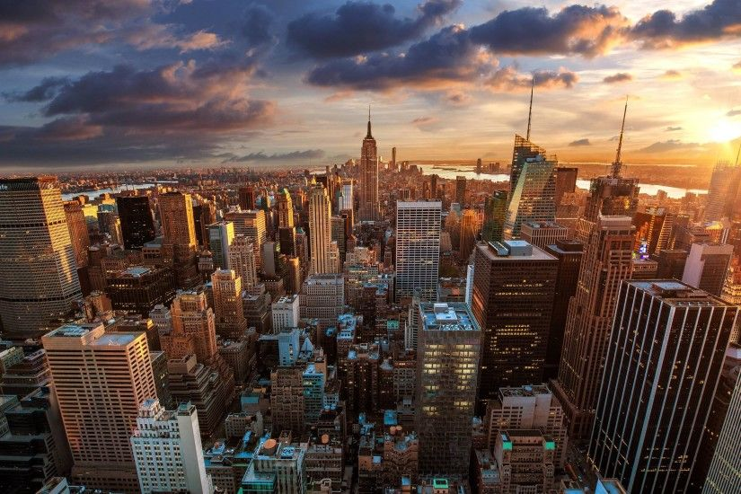 New York City wallpaper (4K) ...