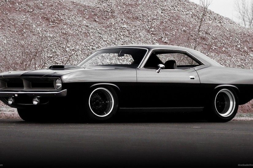 HD Plymouth Hemi Cuda '70 Wallpaper