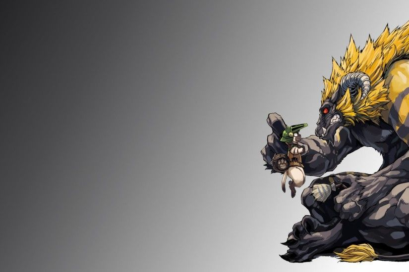 Monster Hunter Wallpaper For Android