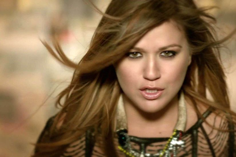 Kelly Clarkson - Mr. Know It All Music Video 1920x1080 wallpaper