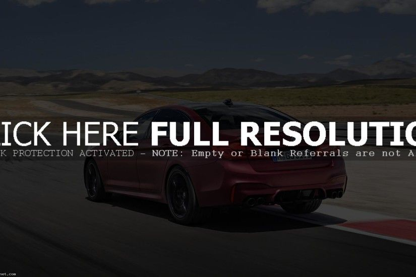 2018 Bmw M5 Wallpapers & Hd Wsupercars Photos 1920×1080
