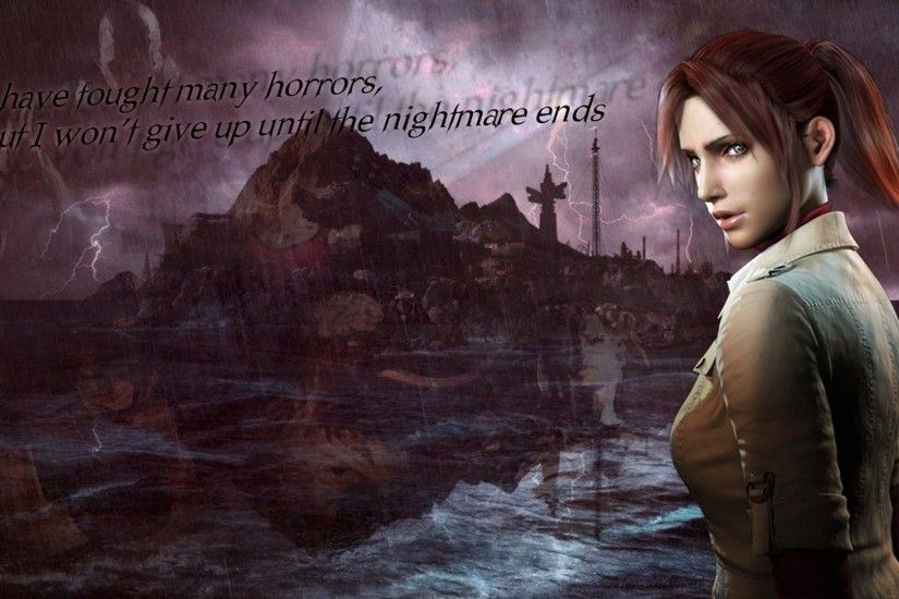 Claire Redfield, Resident Evil, Resident Evil 2, Capcom, Biohazard, Zombies,