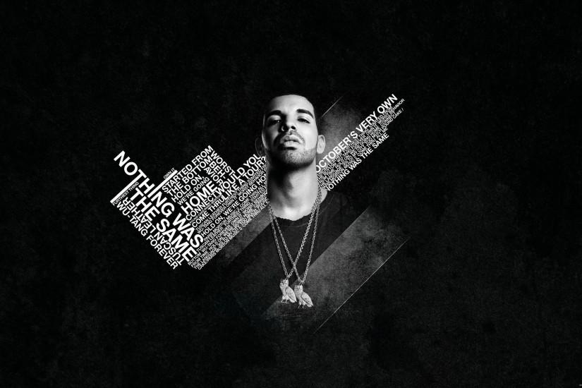 Drake Nothing Was the Same • Rap Wallpapers