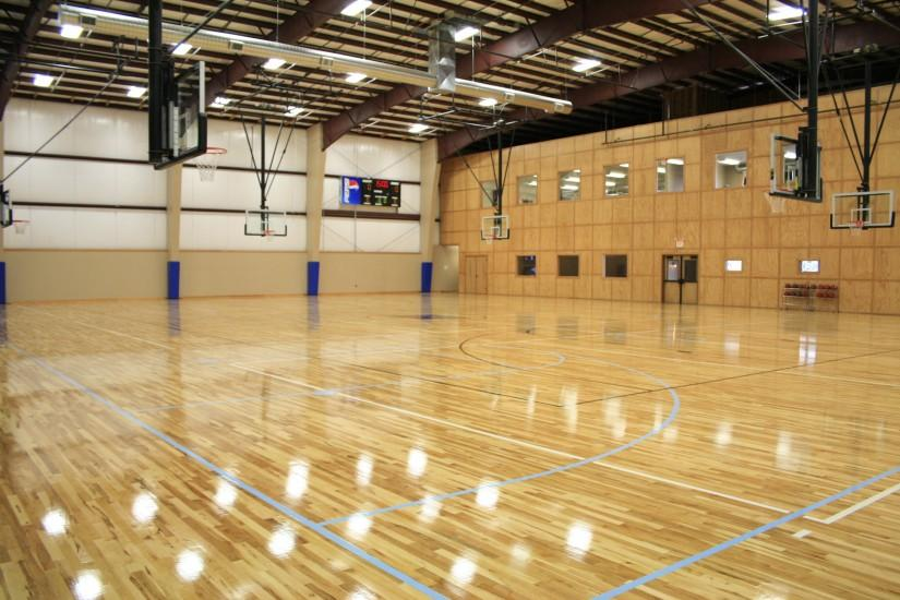 IIT SPORTS basketball gym background