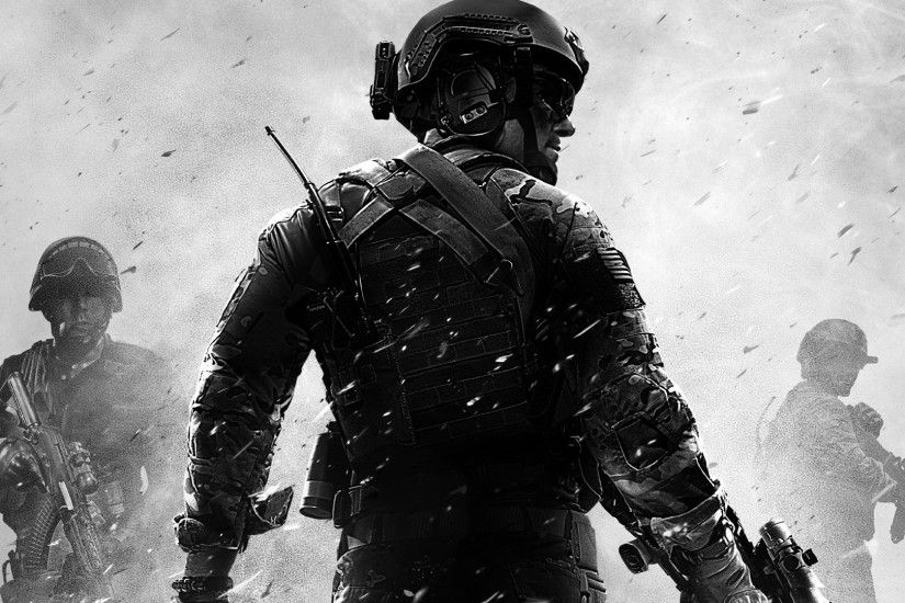 Call Of Duty 4: Modern Warfare Wallpapers (10 Photos) Download