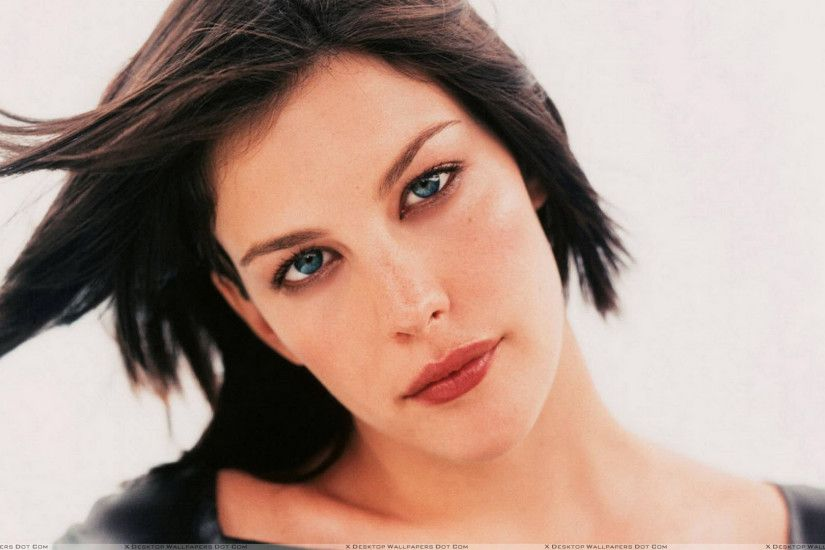 "You are viewing wallpaper titled ""Liv Tyler ..."