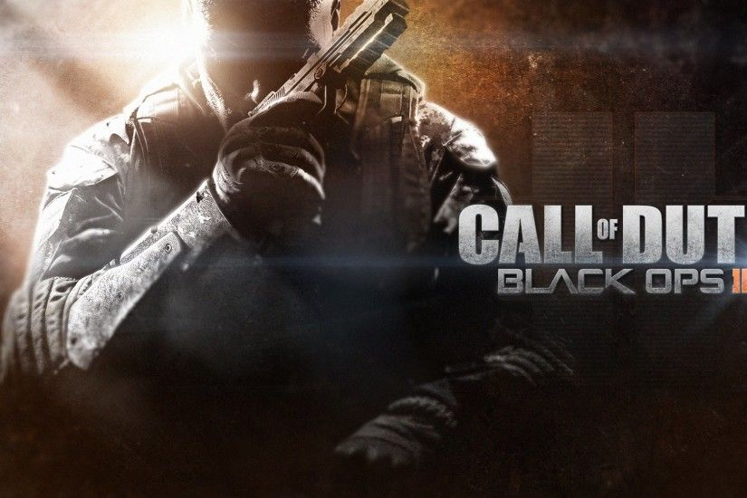 Video Game - Call of Duty: Black Ops II Call Of Duty - Black Ops