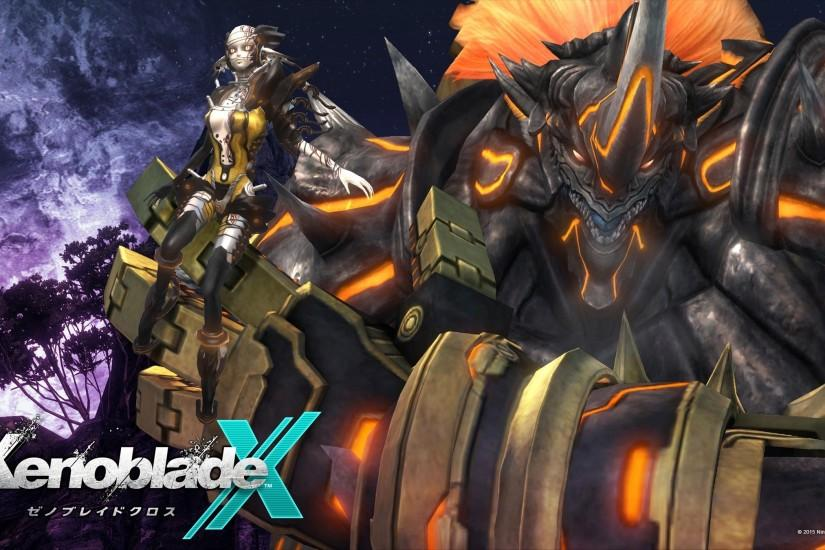 8 Must Have Xenoblade Chronicles X Wallpapers
