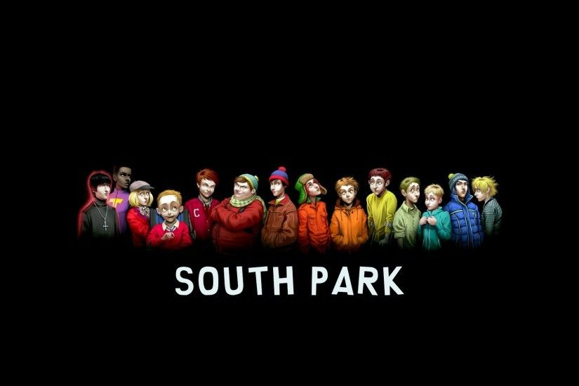 Download South Park Wallpaper 1920x1080