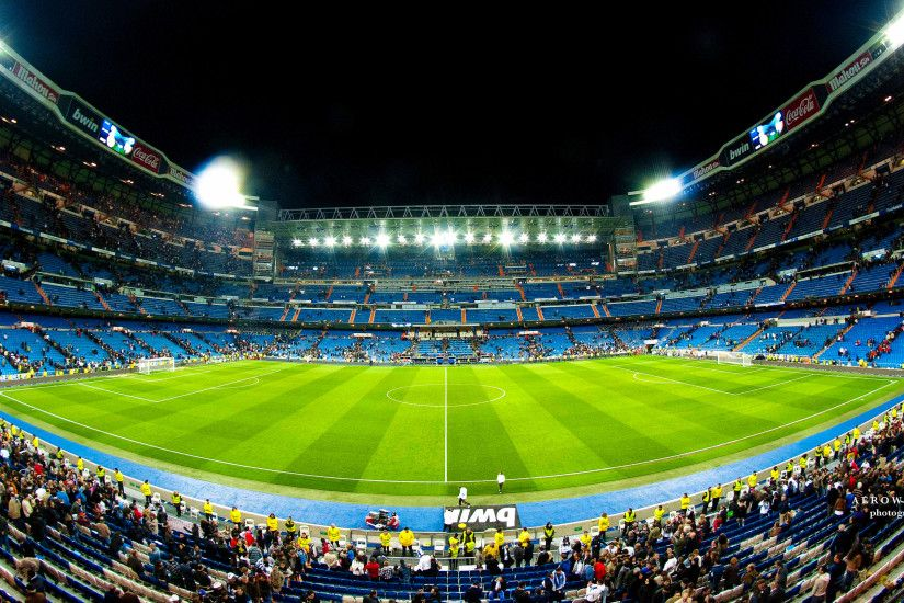 Santiago Bernabeu stadium wallpaper