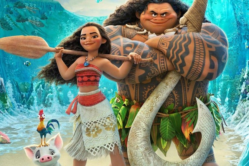 Tags: Disney, Moana ...