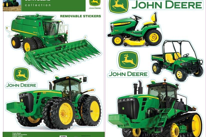 John Deere Logo Wallpaper ①   John Deere Wall Decals