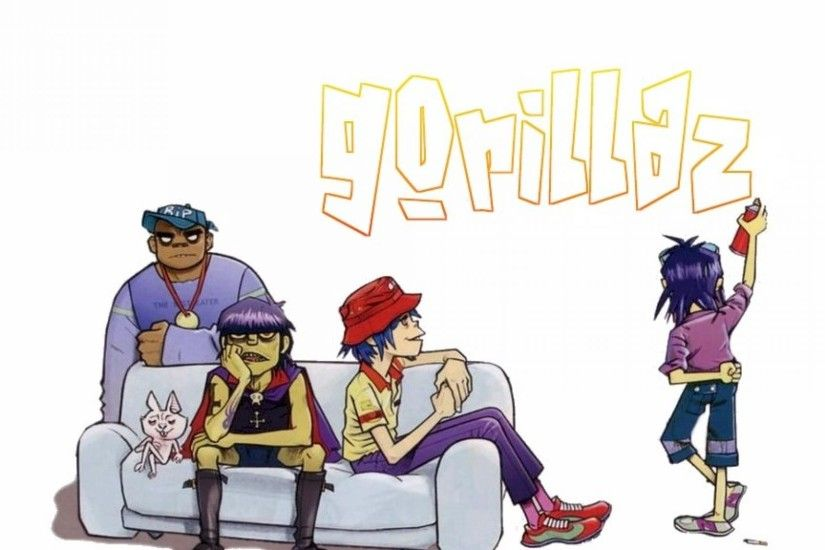 98 Gorillaz HD Wallpapers | Backgrounds - Wallpaper Abyss ...