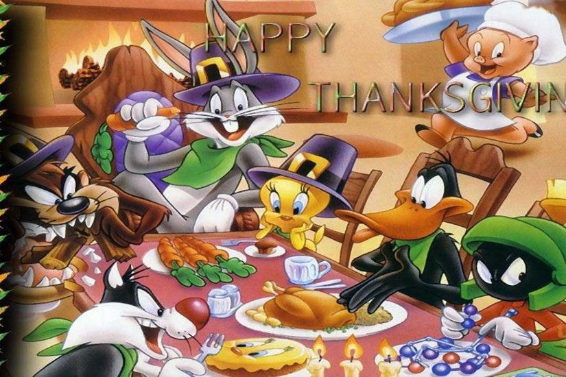 Thanksgiving Wallpapers Cartoon.