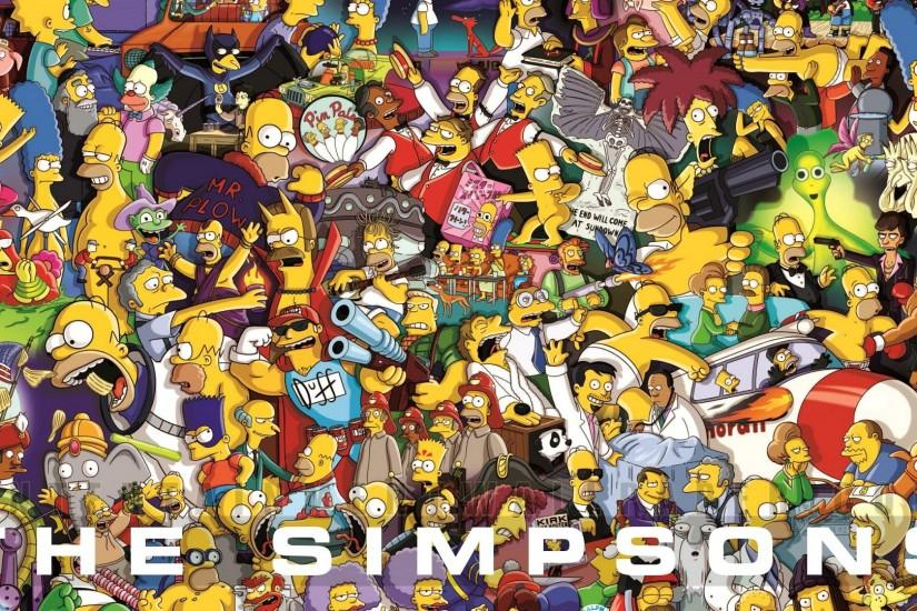 ... The Simpsons Wallpaper Hd - WallpaperSafari ...