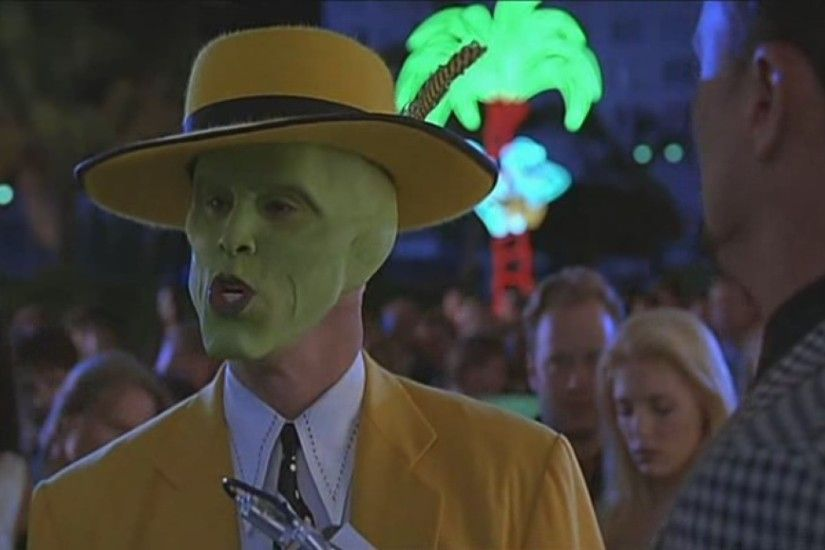 movies The Mask Jim Carrey / 1920x1200 Wallpaper