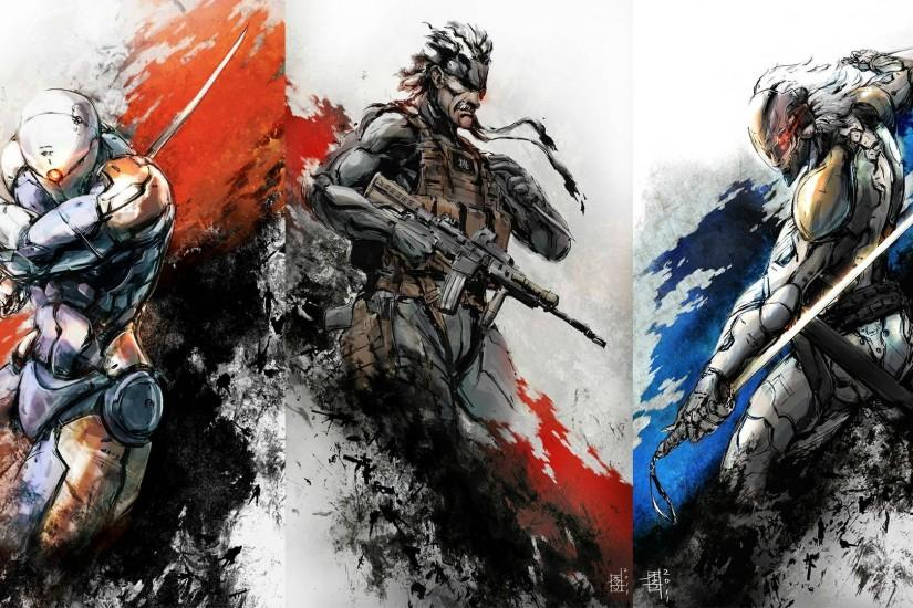 metal gear wallpaper 1920x1080 image