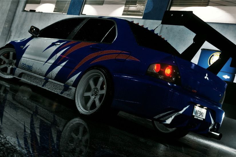 Need For Speed Most Wanted 2005 / Earl's Evo <3 / 1080p ...