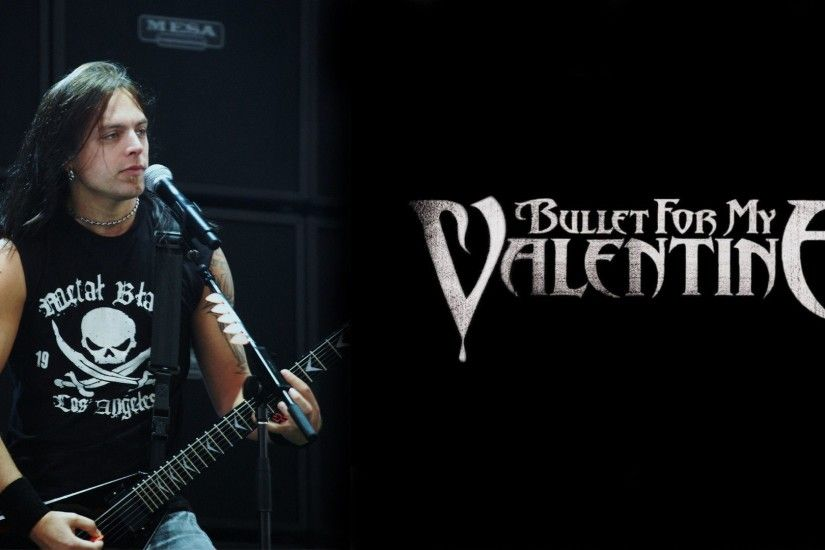 1920x1080 Bullet for My Valentine Wallpaper Free Download.